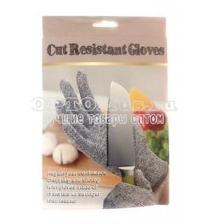 Перчатки от порезов Cut Resistant Gloves оптом.