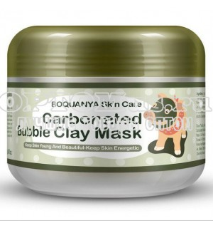 Маска Carbonated bubble clay mask оптом.