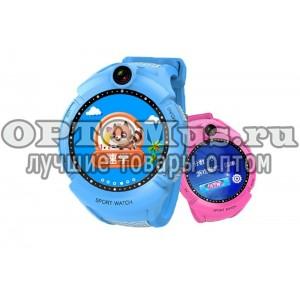 Десткие часы Smart Baby Watch Q610 оптом