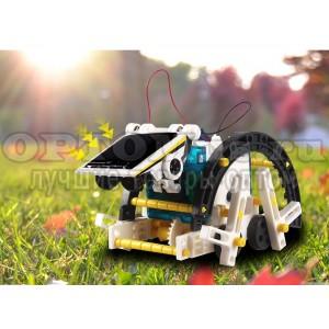 Конструктор на солнечной батарее Solar Robot 14 в 1 оптом