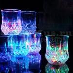 Светящаяся чашка Inductive Rainbow Color Cup