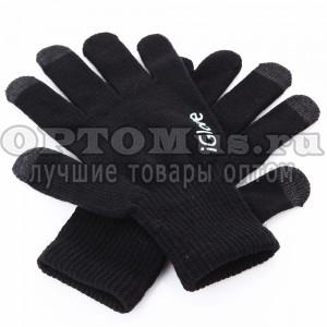 Перчатки сенсорные (тач перчатки) оптом