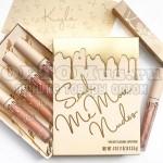 Набор матовых губных помад Kylie Send Me More Nudes Velvet