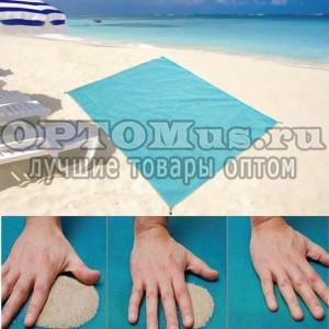 Пляжная подстилка Анти-песок Sand Free Mat оптом