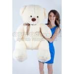 Плюшевый медведь I Love You (без набивки) 150 см