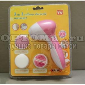 Аппарат для массажа и очистки кожи лица 3 в 1 Beauty Care Massager  оптом