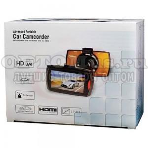Видеорегистратор Portable Car Camcorder DVR HD Recorder (G30) оптом в Балашихе