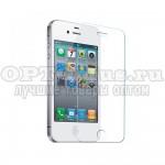 Защитное стекло для iPhone 4 Tempered Glass