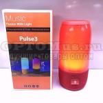 Колонка Pulse 3 с цветомузыкой