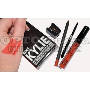Набор для губ Kylie 4 в 1 оптом