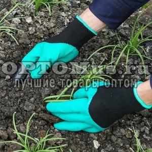 Перчатки Garden Gloves оптом