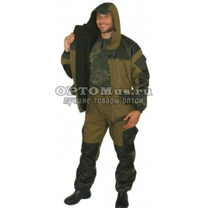 Демисезонный костюм Горка (с флисом) оптом