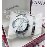 Металлический браслет Pandora