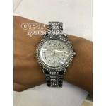 Часы Rolex  со стразами
