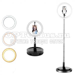 Светодиодная кольцевая лампа Live Beauty Light Y2 оптом.