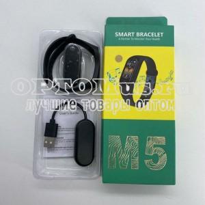 Фитнес-браслет Smart Bracelet Band M5 оптом.