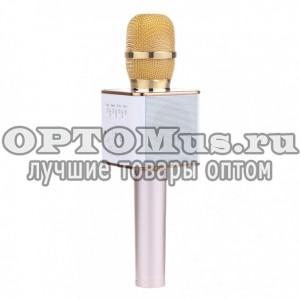 Караоке микрофон со встроенной колонкой оптом