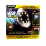 Фонарь на солнечной батарее Disk Lights