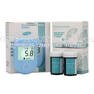 Глюкометр Blood Glucose Meter XG803 оптом