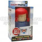 Очиститель микроволновки Angry Mama