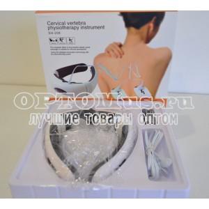 Электрический импульсный массажер для шеи Cervical Vertebra Physiotherapy Instrument MY-518 оптом