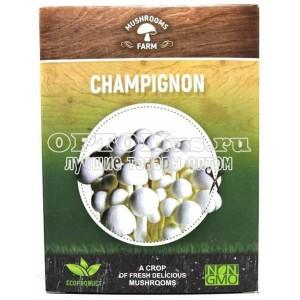 Домашняя грибная ферма Mushrooms Farm Шампиньоны оптом