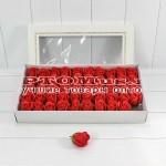 Мыльные розы упаковка 50 шт