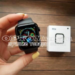 Смарт-часы smart watch W34 оптом