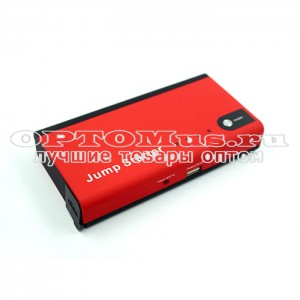 Портативный внешний аккумулятор для автомобиля Jump Starter оптом