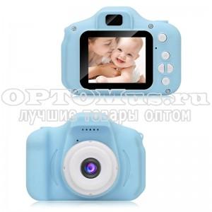 Детский фотоаппарат Cartoon Digital Camera X2 оптом