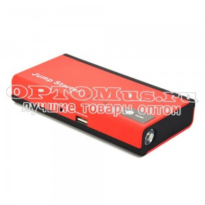 Портативный внешний аккумулятор для автомобиля Jump Starter оптом в Вольске