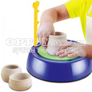Игровой набор гончарный круг Pottery wheel оптом