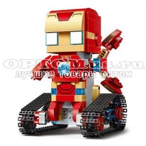 Игрушка конструктор - Iron-block man на р/у 13038 оптом