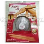 Эпилятор Nina Silk для безболезненного удаления волос