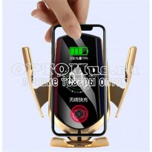 Автомобильное беспроводное зарядное устройство R1 Smart Sensor оптом
