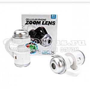 Зум объектив для смартфона Cellular Phone Zoom Lens 30X оптом