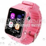 Детские часы с GPS Smart Baby Watch V7