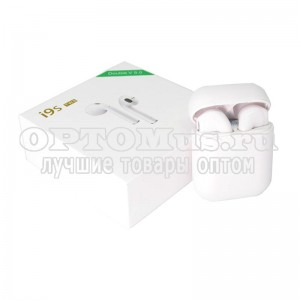 Беспроводные наушники I9S-TWS Double 5.0 оптом.