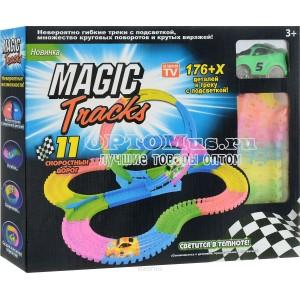 Magic Tracks мертвая петля 176+Х деталей оптом.