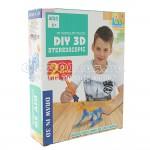 Набор 3D ручек Diy 3D Stereoscopic (2 цвета)