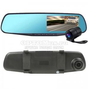 Зеркало-видеорегистратор  HD DVR оптом.