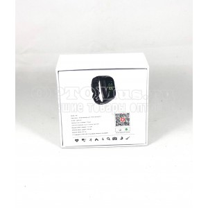 Фитнес-браслет М1 с беспроводными наушниками 5.0 оптом