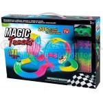 Светящаяся дорога Magic Tracks 236+Х деталей