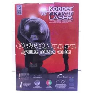 Лазерный проектор Kooper Superstar Laser оптом