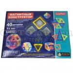Магнитный конструктор Leqi-Toys LQ610 36 деталей