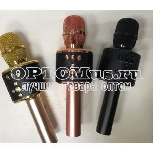 Беспроводной караоке микрофон MD-01 оптом