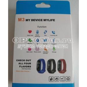 Фитнес-браслет My Device M3 Plus Smart оптом