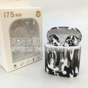 Беспроводные Bluetooth наушники i7S TWS оптом