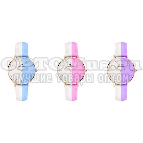 Часы меняющие цвет daniel wellington оптом