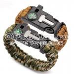 Браслет для выживания Paracord Bracelet